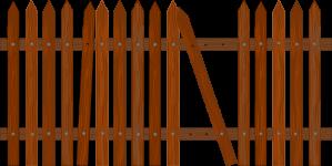 broken-fence