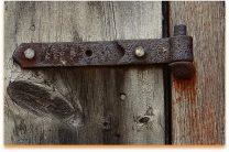 Barn Door Hinge - Judy Jewell