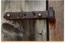 Barn Door Hinge - Judy Jewell