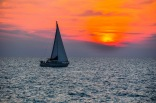 Sails in the Sunset - Jacqui Krech