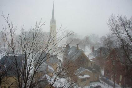 Urban Winter - Paul Mennill